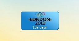 Отсчет дней до Олимпийских Игр