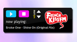 French Kiss FM Player
