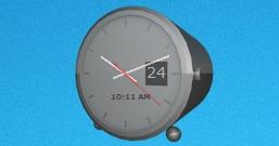 fed Clock