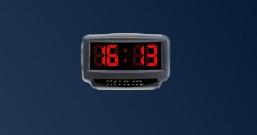 Цифровые часы с таймером