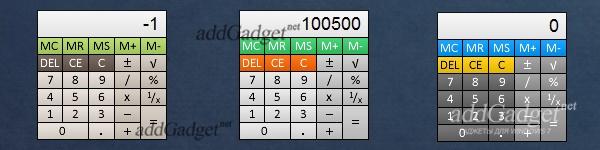 Калькулятор для рабочего стола