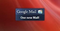 Уведомления о новых письмах