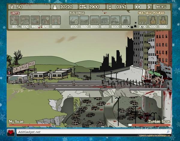 Zombie Trailer Park