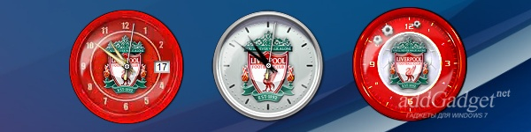 Варианты оформления часов