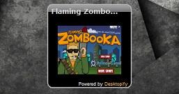 Flaming Zombooka — Игра-головоломка, в которой нужно уничтожать Зомби!