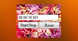 Stopwatch v1.2 — простой секундомер для рабочего стола