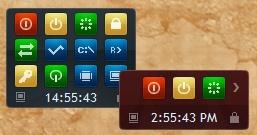 System Control — удобный гаджет для управления компьютером: выключение, перезагрузка, блокировка и многое другое!
