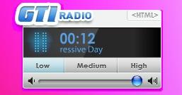 GTI Radio — симпатичный гаджет радио