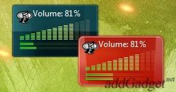 Volume Control — гаджет для регулировки громкости