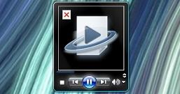 Imp's Player — гаджет для воспроизведения музыки и видео
