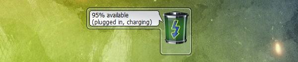 Подробная информация о состоянии батареи