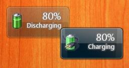 Power Gadget — индикатор заряда батареи