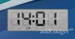 OZ Digital Clock — мультиязычные и многофункциональные цифровые часы для рабочего стола
