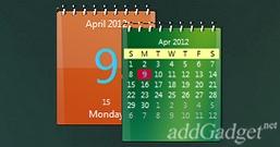 Календарь с заметками