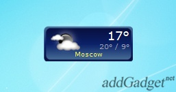 AccuWeather Mini-Forecast