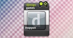 Гаджет Hopyon — онлайн-игра на рабочий стол