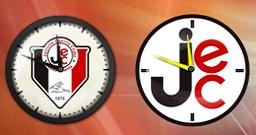 Часы спортклуба Joinville
