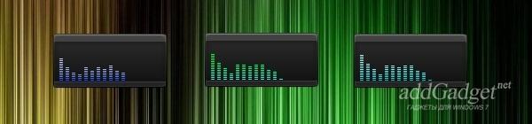 Анализатор спектра звука