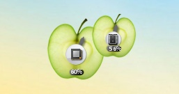 Fruity Apple CPU