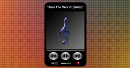 SLAG-FS Music Player