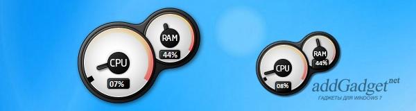 CPU & RAM Meter