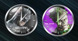 Часы с Бэтменом