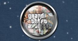 Часы GTA 4