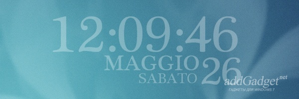 HUD Time Italian