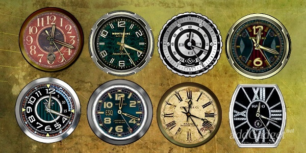 RoDin's Clocks — 3