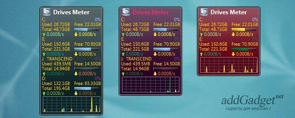 Монитор дисков v2.4
