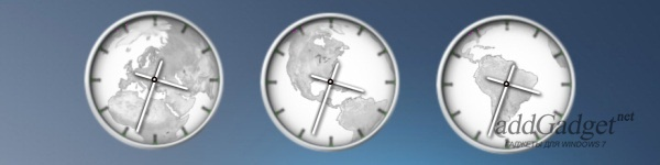 World Clock (Day)