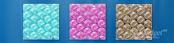 Пленка с пузырями