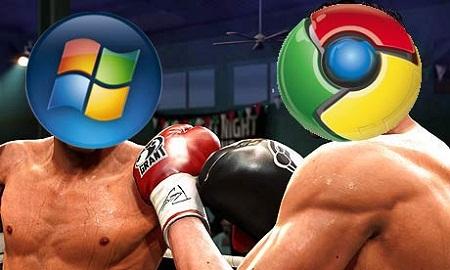 Судьба Google после выхода Windows 8