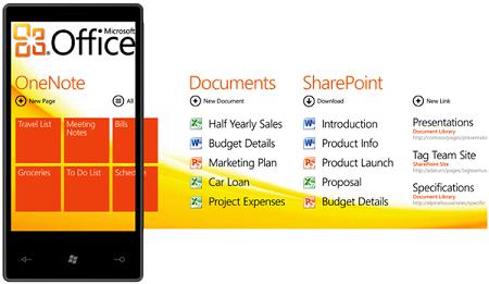 Известный дизайнер Янко Андреев разработал концепт Office для Windows Phone