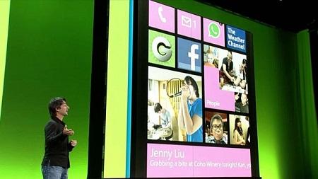 Презентация  Windows Phone 8. Неужели провал?