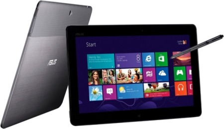 Полный тест ASUS VivoTab TF810C на Windows 8