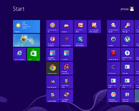 Обновленный Windows 8 получит «плиточный» интерфейс