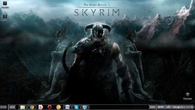 Skyrim Elder Scrolls - Скриншот #2