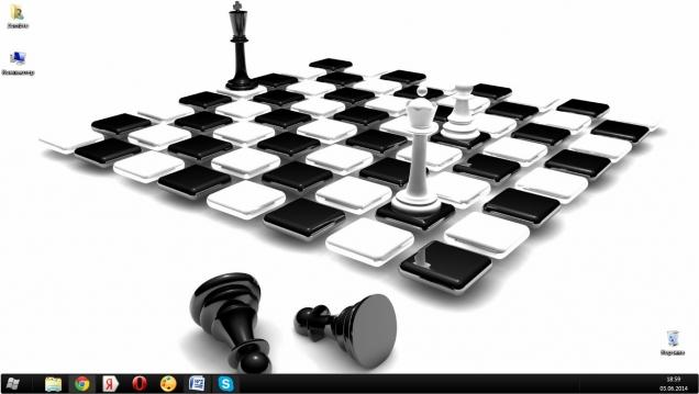 Chess - Скриншот #1