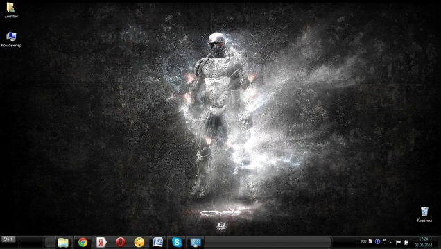 Crysis Crytek - Скриншот #1