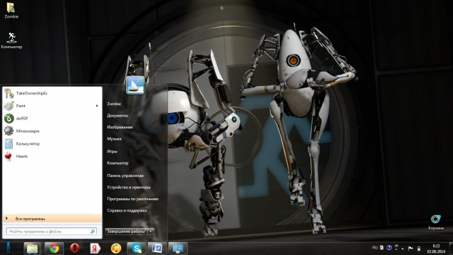 Portal 2 - Скриншот #2