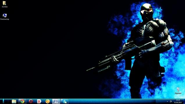Crysis 3 - Скриншот #1
