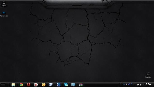 Cyberfox - Скриншот #1