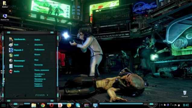 Prey 2 - Скриншот #2
