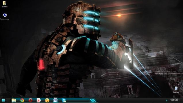 DEAD SPACE 2 - Скриншот #1