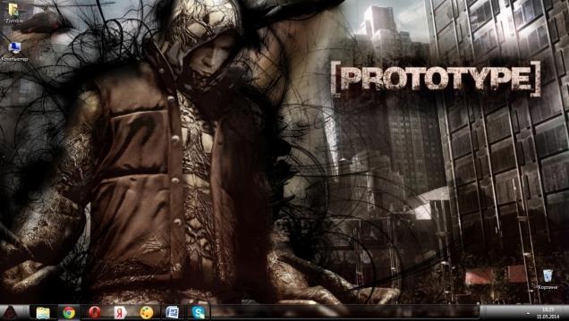 Prototype - Скриншот #1