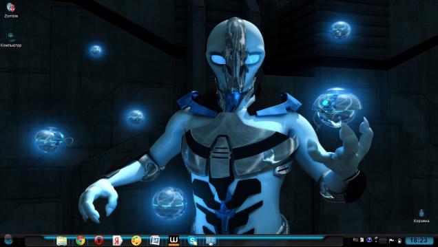 Alienware inspired - Скриншот #4
