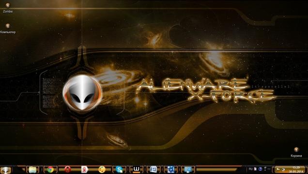 Alienware X-FORCE - Скриншот #1