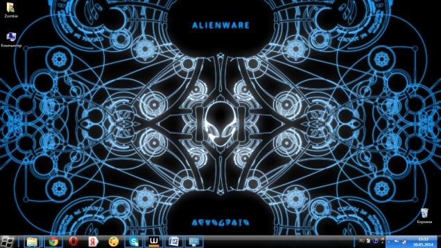 Alienware XenoMorph 2.0 - Скриншот #1