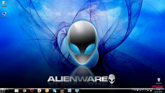 Alien Advance - Скриншот #3